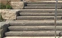 Ottawa Platinum Split Edge Block Steps