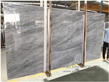 Bardiglio Grey Marble Slab
