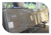 Hot Sales Kashimir Gold Granite Kitchen Countertop