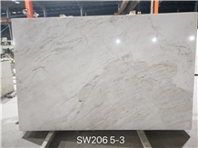 Jiashi White Marble for Wall Covering