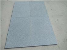 New Dark Grey Granite G654 Sd in North Of China