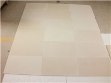 Coral White Shell Stone, Shelly Beige Limestone Tiles
