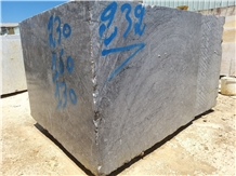 Grey Lido Marble Blocks, Morocco Grey Marble Block