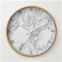 Marble Craftworks Clock