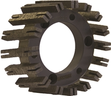 Viper Type - Cnc Stubbing Wheels for Granite and Sintered Materials