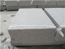 Flamed New G603,Grey Granite,Sesame White,Stairs