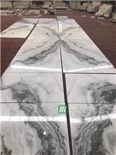Glorious White Marble Tile