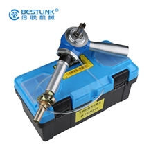 High Rotation Speed Hand-Held Button Bit Sharpening Machine