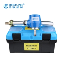 Pnematic Handheld Button Bit Repairing Machine