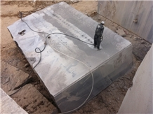 Iran Grey Marble Blocks