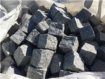 Granite Cobblestone Pavers