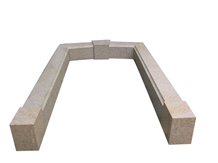 G682 Beige Granite Door Sills