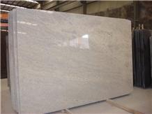 Kashmir White Granite Polished or Sanded Slabs