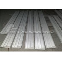 White Marble Stone Molding Border
