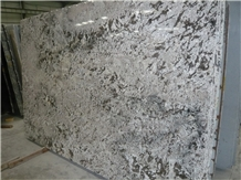 Bianco Anitco Granite Slabs for Kitchen Countertop