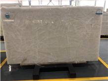White Crystal Onyx Slabs Tiles Interior Wall Decor
