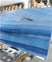 Azul Macaubas Blue Quartzite Polished Slabs &Tiles