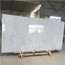 Bianco Carrara C D Marble Tiles, Wall-Claddings
