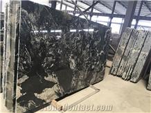 Black Cosmic(Fantasy) Granite Slabs