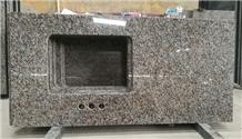 Caledonia Brown Granite Kitchen &Countertop Vanity