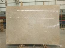 Cappucino Beige Marble Wall Cladding Slab