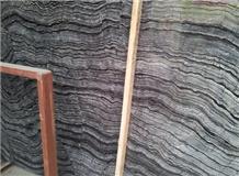 China Antique Wood Marble Slab
