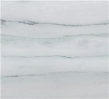 Classic White, Elegant White Marble Slab for Hotel