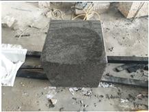 Hebei Black G694 China Granite Honed Chair
