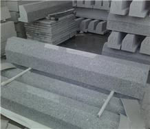 Padang White Gray Sardo Granite 603 Kerbstones