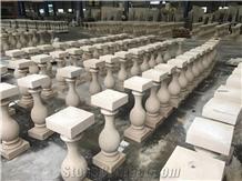Portugal Beige Limestone Baluster