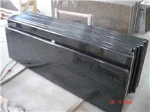 Shanxi Black Granite, China Assoluto Countertops