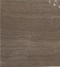 Wooden Grain Brown, Coffee Vein Grey Marble Slabs