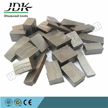 Premium Lined Diamond Segments for Granite Cutting