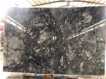 Black Agate / Grigio Pineta Marble Slabs