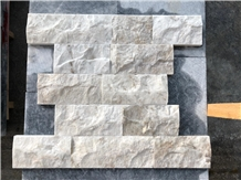 Calacatta Wall Split Face Marble