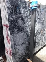 Grigio Pineta Marble Slabs (Black Agate)