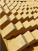 Yellow Sandstones Cobbles