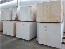 Botticino Fiorito-Botticino Classico Marble Blocks