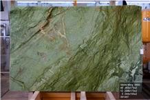 Verde Ming Marble Slabs