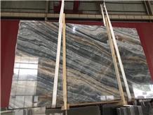 Rustic Wave Marble Slabs