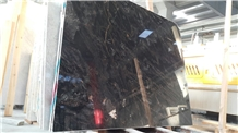 Dark River Marble 2cm Polished Slabs & Tiles