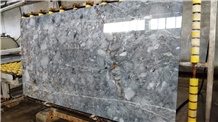 Dove Grey Marble 2cm Polished Slab