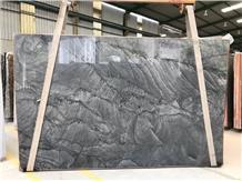 Vibranium Quartzite Slabs, Brazil Grey Quartzite