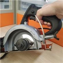 Electric Power Marble Cutter Stone Cut Machine