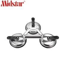 Glass Suction Lifter 3 Cup with Three Arms Vacuum