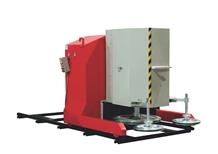 RDK 804 Mechanical Mountain Cutting Machine-Stone Quarry Wire Saw Equipment