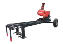 SM 304 Quarry Wire Saw-Sorting Machine Stone Quarry Equipment