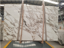 Italy Calacatta Gold Marble Quality Marble Slabs