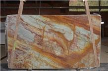 Quartzite Apache Slabs