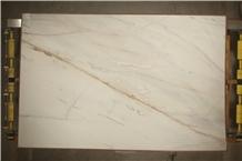 Blanco Mina Real Marble Slabs